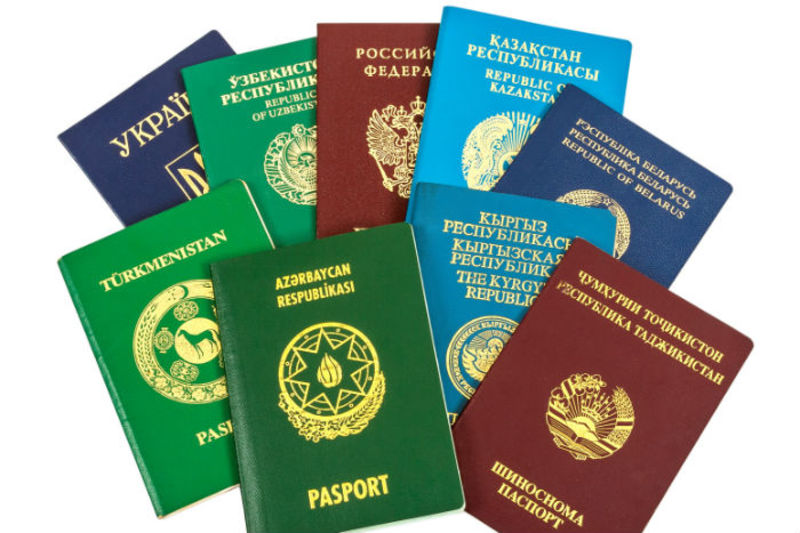 Как долго получали росийское гражданство из снг
